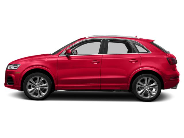 Misano Red Pearl Effect 2018 Audi Q3 Pictures Q3 2.0 TFSI Sport Premium quattro AWD photos side view
