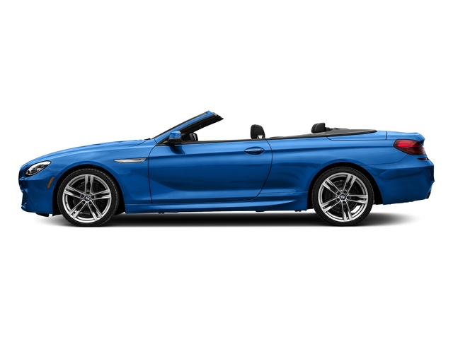 Sonic Speed Blue Metallic 2018 BMW 6 Series Pictures 6 Series 650i xDrive Convertible photos side view