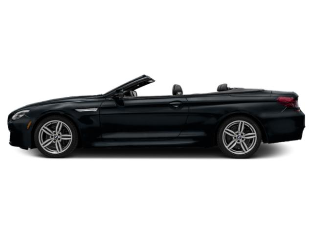 Carbon Black Metallic 2018 BMW 6 Series Pictures 6 Series 640i Convertible photos side view