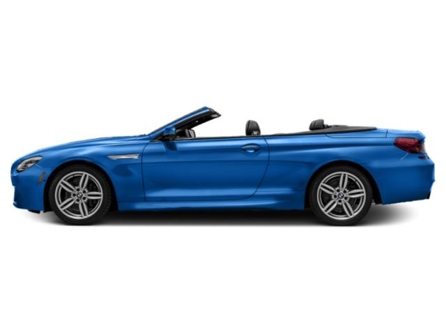Sonic Speed Blue Metallic 2018 BMW 6 Series Pictures 6 Series 640i Convertible photos side view