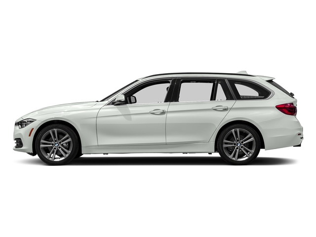 Alpine White 2018 BMW 3 Series Pictures 3 Series 328d xDrive Sports Wagon photos side view