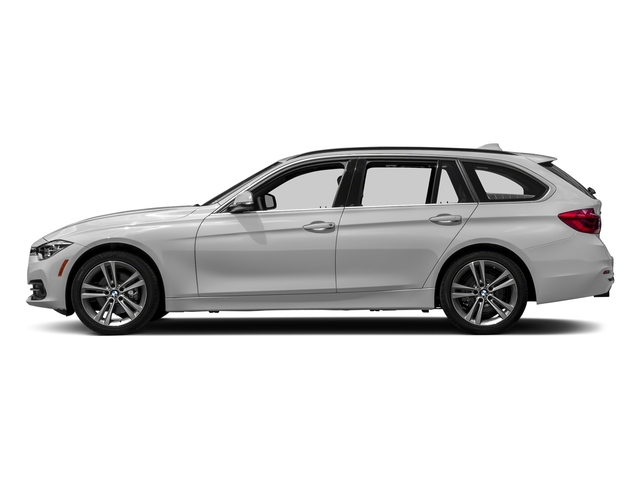 Mineral White Metallic 2018 BMW 3 Series Pictures 3 Series 328d xDrive Sports Wagon photos side view
