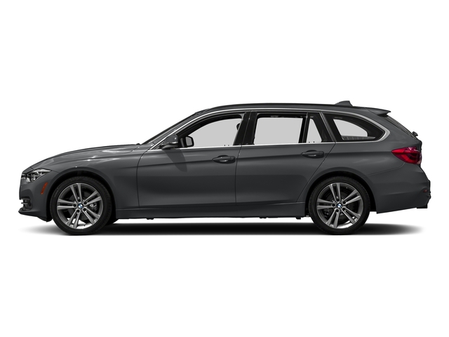 Mineral Gray Metallic 2018 BMW 3 Series Pictures 3 Series 328d xDrive Sports Wagon photos side view