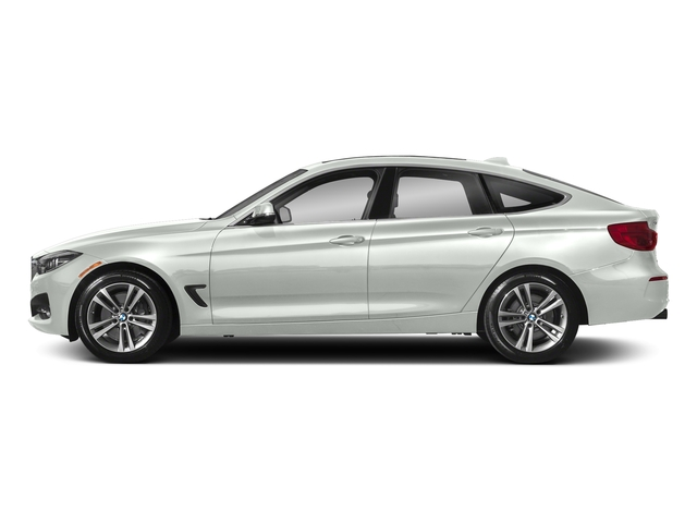 Alpine White 2018 BMW 3 Series Pictures 3 Series 340i xDrive Gran Turismo photos side view