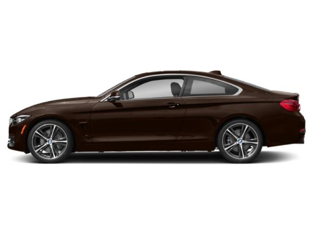 Smoked Topaz Metallic 2018 BMW 4 Series Pictures 4 Series Coupe 2D 440i photos side view