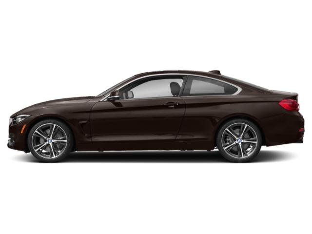 Sparkling Brown Metallic 2018 BMW 4 Series Pictures 4 Series Coupe 2D 440i photos side view