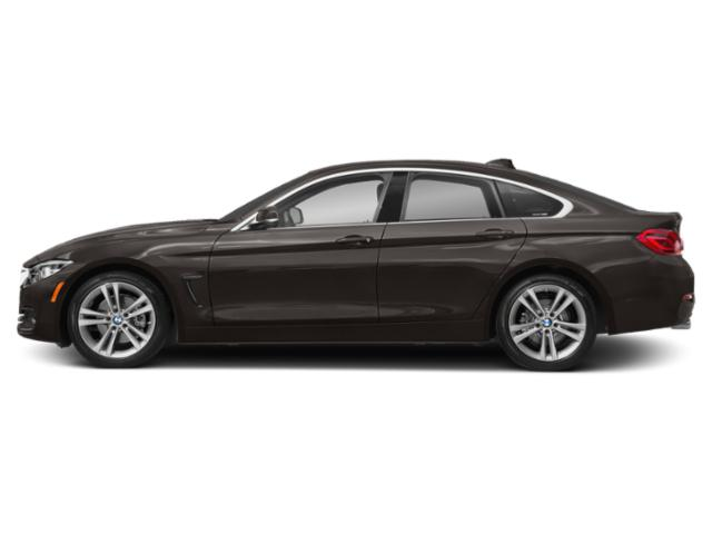 Jatoba Brown Metallic 2018 BMW 4 Series Pictures 4 Series Sedan 4D 430xi AWD photos side view