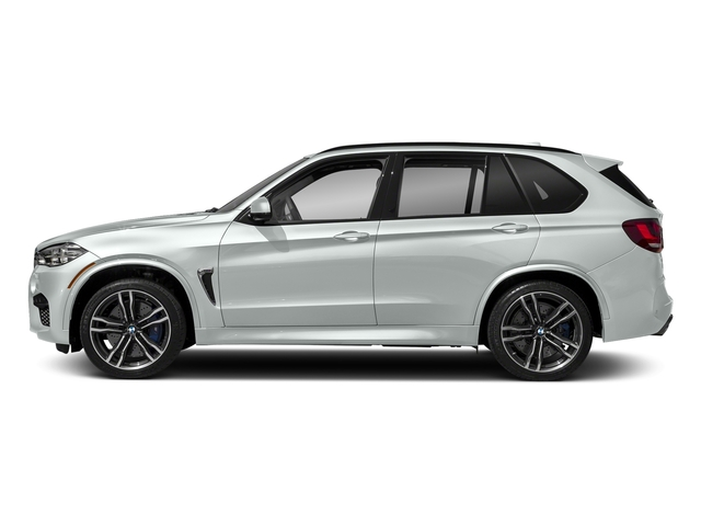 Silverstone Metallic 2018 BMW X5 M Pictures X5 M Utility 4D M AWD photos side view
