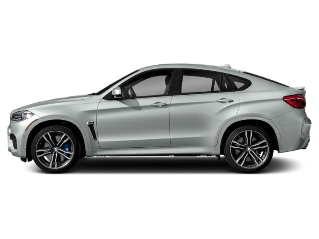 Silverstone Metallic 2018 BMW X6 M Pictures X6 M Utility 4D M AWD photos side view