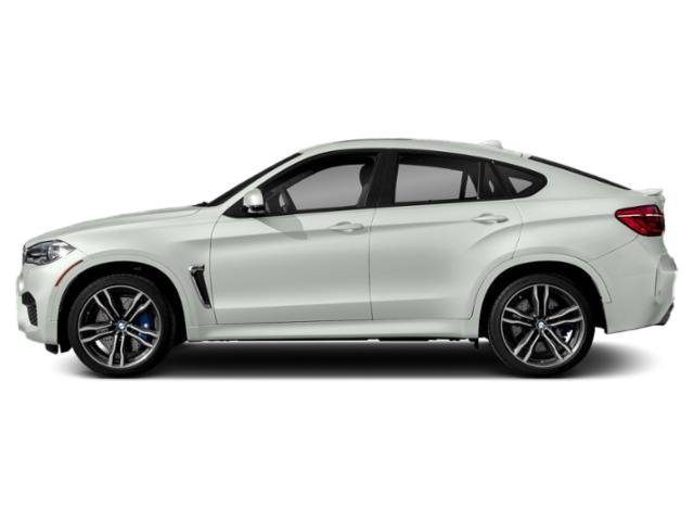 Alpine White 2018 BMW X6 M Pictures X6 M Utility 4D M AWD photos side view