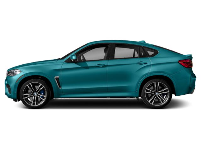 Long Beach Blue Metallic 2018 BMW X6 M Pictures X6 M Utility 4D M AWD photos side view
