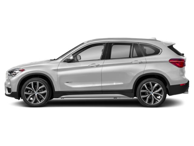 Mineral White Metallic 2018 BMW X1 Pictures X1 Utility 4D 28i 2WD photos side view