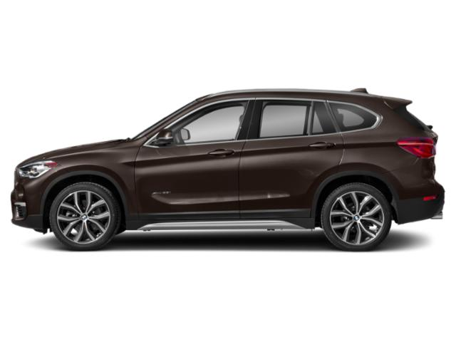 Sparkling Brown Metallic 2018 BMW X1 Pictures X1 Utility 4D 28i 2WD photos side view