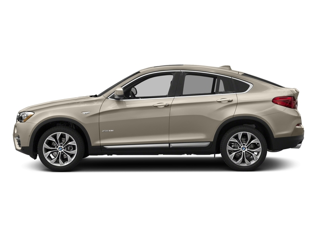 Mineral Silver Metallic 2018 BMW X4 Pictures X4 Utility 4D 28i AWD photos side view