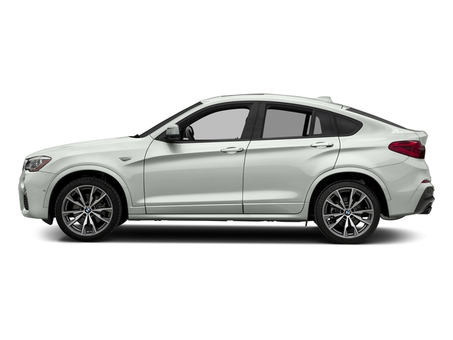 Alpine White 2018 BMW X4 Pictures X4 M40i Sports Activity Coupe photos side view