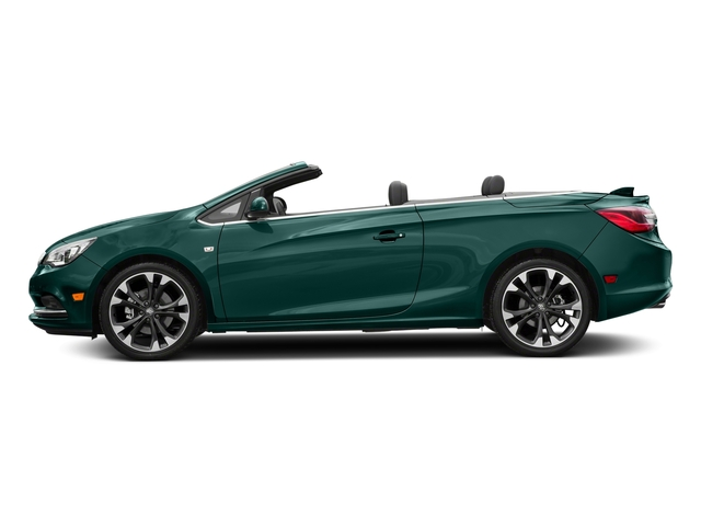 Carrageen Metallic 2018 Buick Cascada Pictures Cascada 2dr Conv Sport Touring photos side view