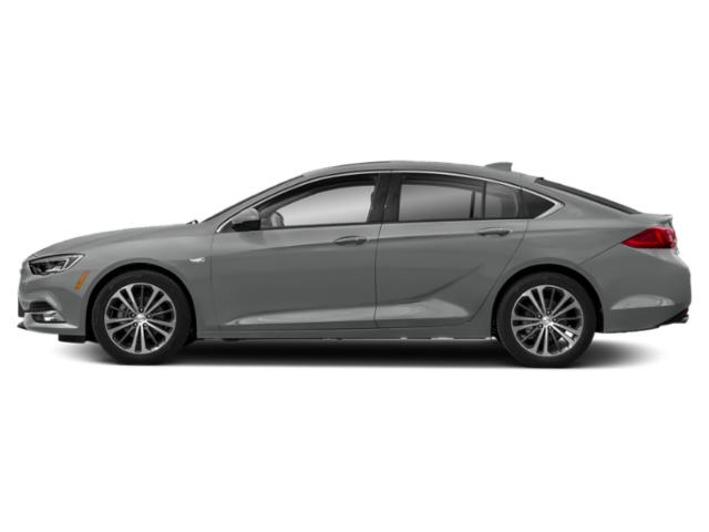 Smoked Pearl Metallic 2018 Buick Regal Sportback Pictures Regal Sportback 4dr Sdn Essence FWD photos side view