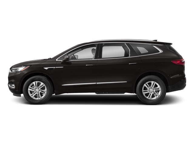 Ebony Twilight Metallic 2018 Buick Enclave Pictures Enclave FWD 4dr Avenir photos side view