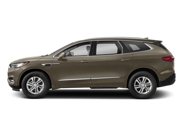 Pepperdust Metallic 2018 Buick Enclave Pictures Enclave FWD 4dr Avenir photos side view