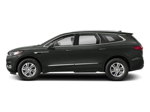 Dark Slate Metallic 2018 Buick Enclave Pictures Enclave FWD 4dr Avenir photos side view