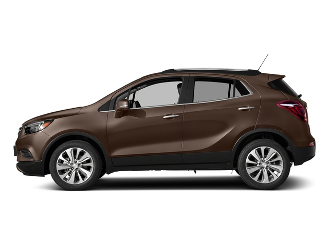 Coppertino Metallic 2018 Buick Encore Pictures Encore AWD 4dr Sport Touring photos side view