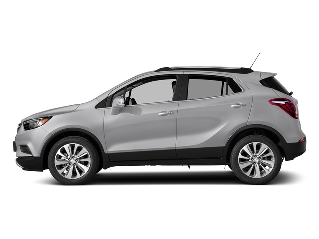 Quicksilver Metallic 2018 Buick Encore Pictures Encore AWD 4dr Sport Touring photos side view