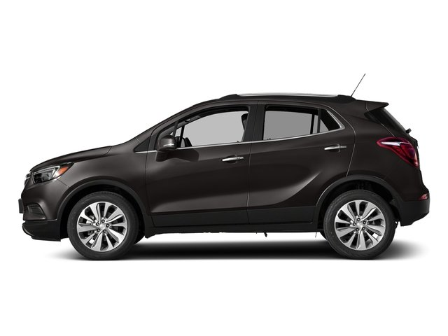 Ebony Twilight Metallic 2018 Buick Encore Pictures Encore FWD 4dr photos side view