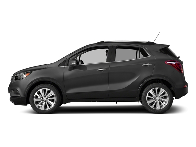 Graphite Gray Metallic 2018 Buick Encore Pictures Encore AWD 4dr Sport Touring photos side view