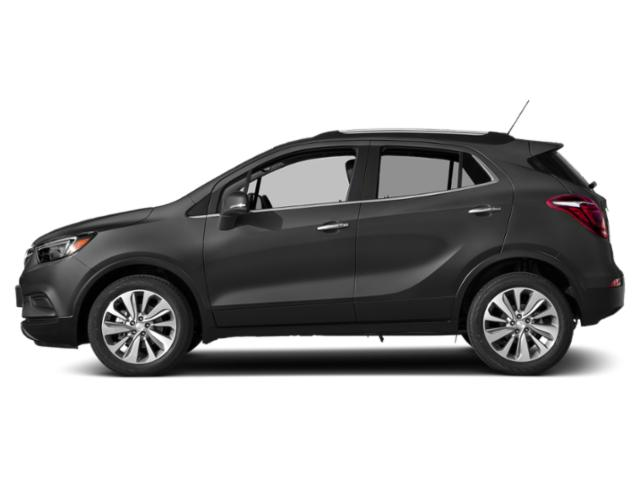 Graphite Gray Metallic 2018 Buick Encore Pictures Encore Utility 4D Preferred II 2WD I4 Turbo photos side view