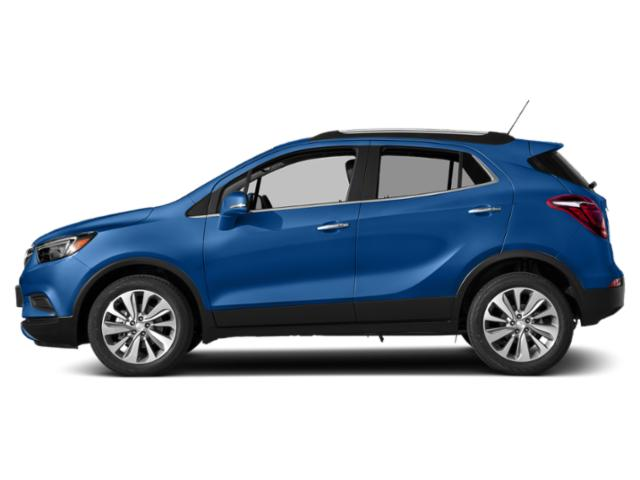 Coastal Blue Metallic 2018 Buick Encore Pictures Encore Utility 4D Preferred II 2WD I4 Turbo photos side view