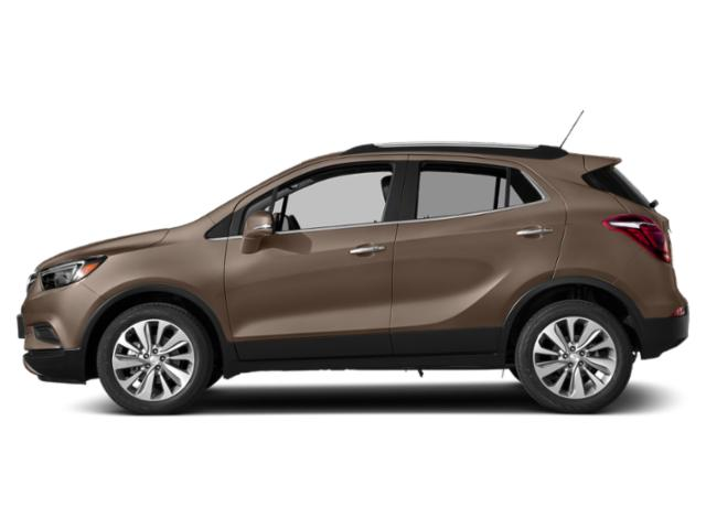 Coppertino Metallic 2018 Buick Encore Pictures Encore Utility 4D Preferred II 2WD I4 Turbo photos side view