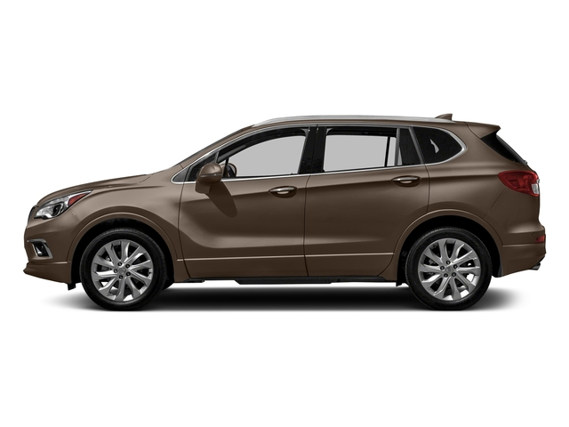 Bronze Alloy Metallic 2018 Buick Envision Pictures Envision AWD 4dr Premium II photos side view