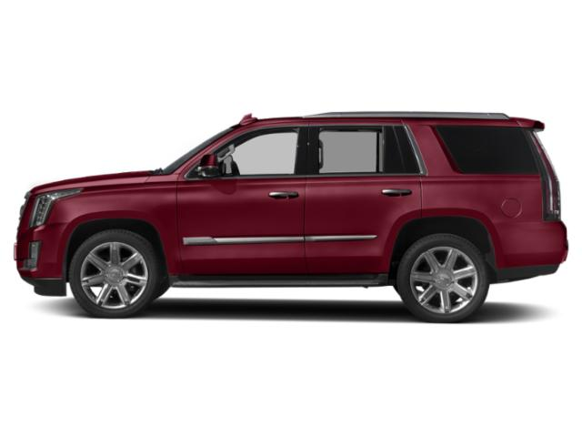 Red Passion Tintcoat 2018 Cadillac Escalade Pictures Escalade Utility 4D Luxury 2WD V8 photos side view