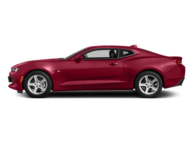 Garnet Red Tintcoat 2018 Chevrolet Camaro Pictures Camaro 2dr Cpe LT w/2LT photos side view