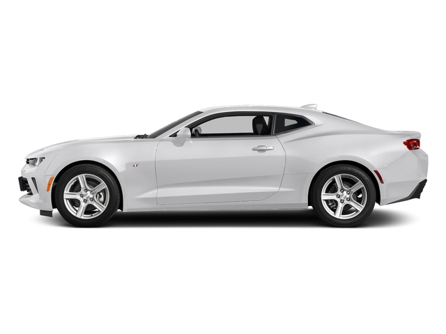 Summit White 2018 Chevrolet Camaro Pictures Camaro 2dr Cpe LT w/2LT photos side view