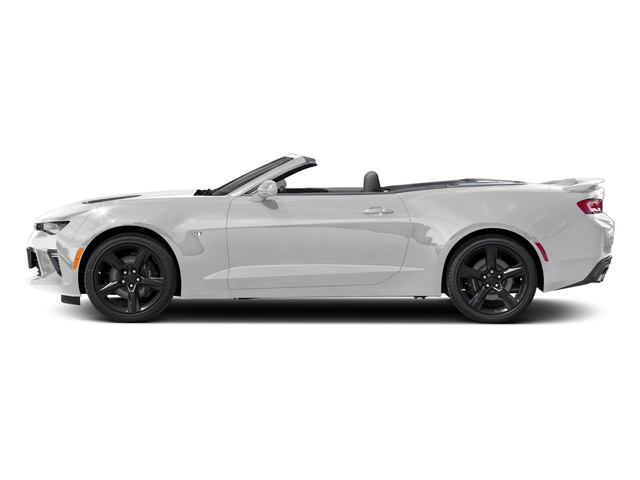 Summit White 2018 Chevrolet Camaro Pictures Camaro 2dr Conv SS w/2SS photos side view