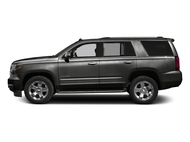 Tungsten Metallic 2018 Chevrolet Tahoe Pictures Tahoe 2WD 4dr Commercial photos side view