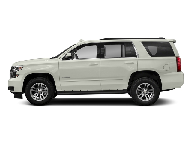 Iridescent Pearl Tricoat 2018 Chevrolet Tahoe Pictures Tahoe 2WD 4dr LT photos side view