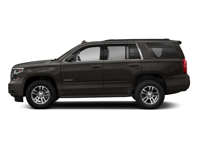 Tungsten Metallic 2018 Chevrolet Tahoe Pictures Tahoe 2WD 4dr LT photos side view