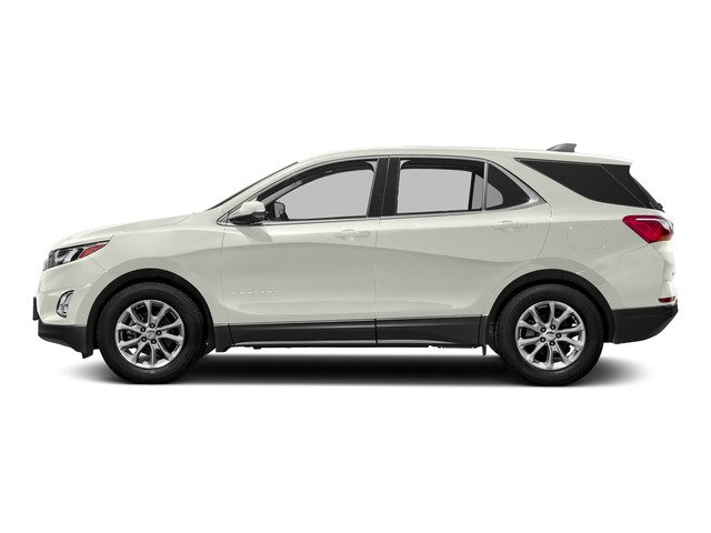 Iridescent Pearl Tricoat 2018 Chevrolet Equinox Pictures Equinox FWD 4dr LT w/2LT photos side view