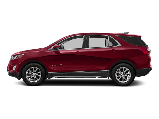Cajun Red Tintcoat 2018 Chevrolet Equinox Pictures Equinox AWD 4dr LT w/3LT photos side view