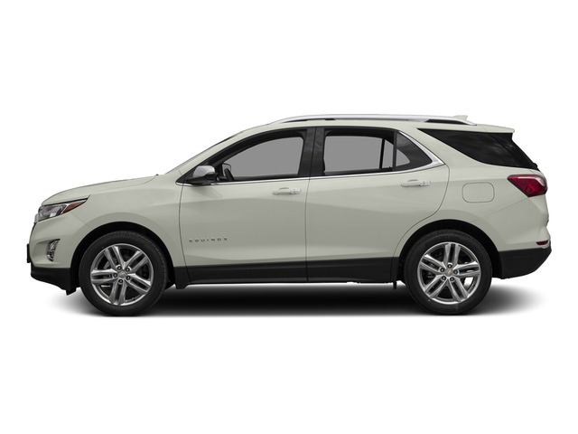 Iridescent Pearl Tricoat 2018 Chevrolet Equinox Pictures Equinox FWD 4dr Premier w/1LZ photos side view