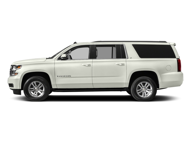 Iridescent Pearl Tricoat 2018 Chevrolet Suburban Pictures Suburban 4WD 4dr 1500 LT photos side view