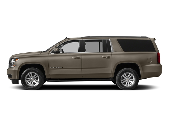 Pepperdust Metallic 2018 Chevrolet Suburban Pictures Suburban 4WD 4dr 1500 LT photos side view