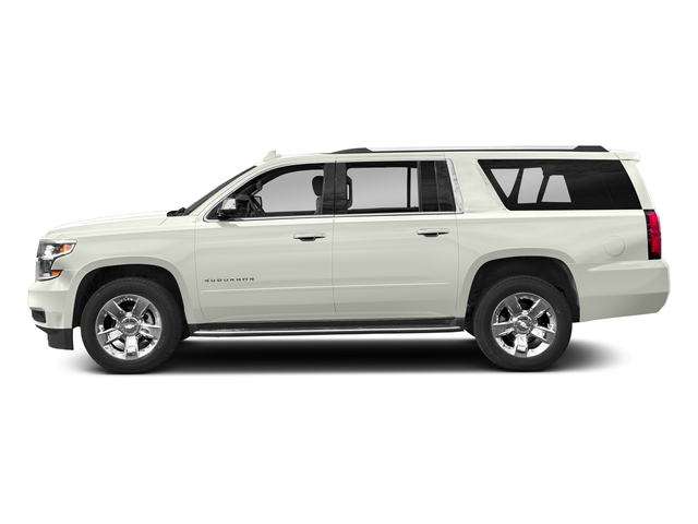 Iridescent Pearl Tricoat 2018 Chevrolet Suburban Pictures Suburban 2WD 4dr 1500 Premier photos side view