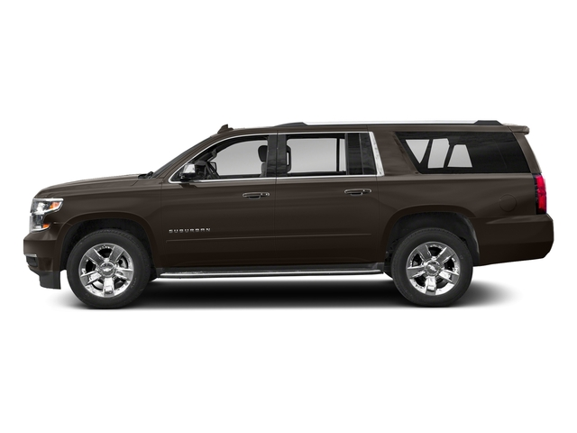 Havana Metallic 2018 Chevrolet Suburban Pictures Suburban 2WD 4dr 1500 Premier photos side view