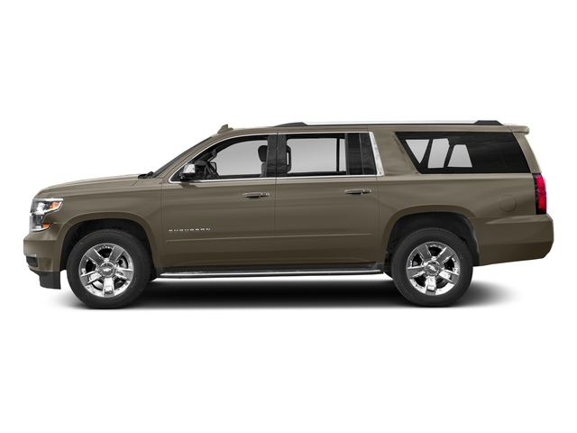 Pepperdust Metallic 2018 Chevrolet Suburban Pictures Suburban 2WD 4dr 1500 Premier photos side view