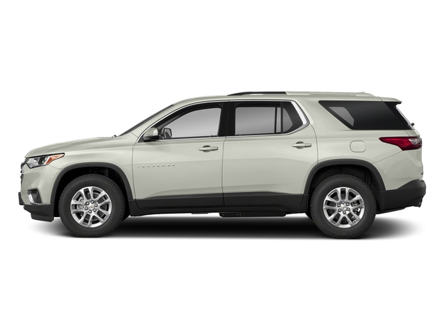 Iridescent Pearl Tricoat 2018 Chevrolet Traverse Pictures Traverse AWD 4dr High Country w/2LZ photos side view