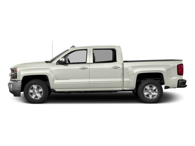 Iridescent Pearl Tricoat 2018 Chevrolet Silverado 1500 Pictures Silverado 1500 4WD Crew Cab 153.0 LT w/2LT photos side view