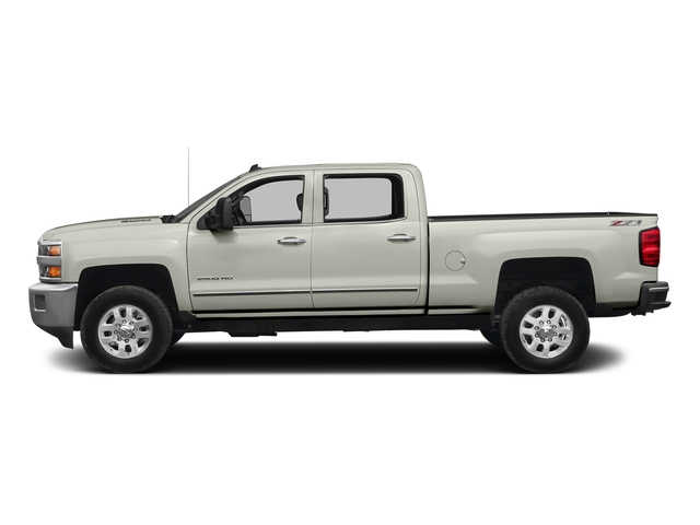 Iridescent Pearl Tricoat 2018 Chevrolet Silverado 2500HD Pictures Silverado 2500HD 2WD Crew Cab 153.7 High Country photos side view